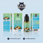 WOLFGANG SALT COFFEE HAZELNUT DULCE 10ML 35MG 50MG